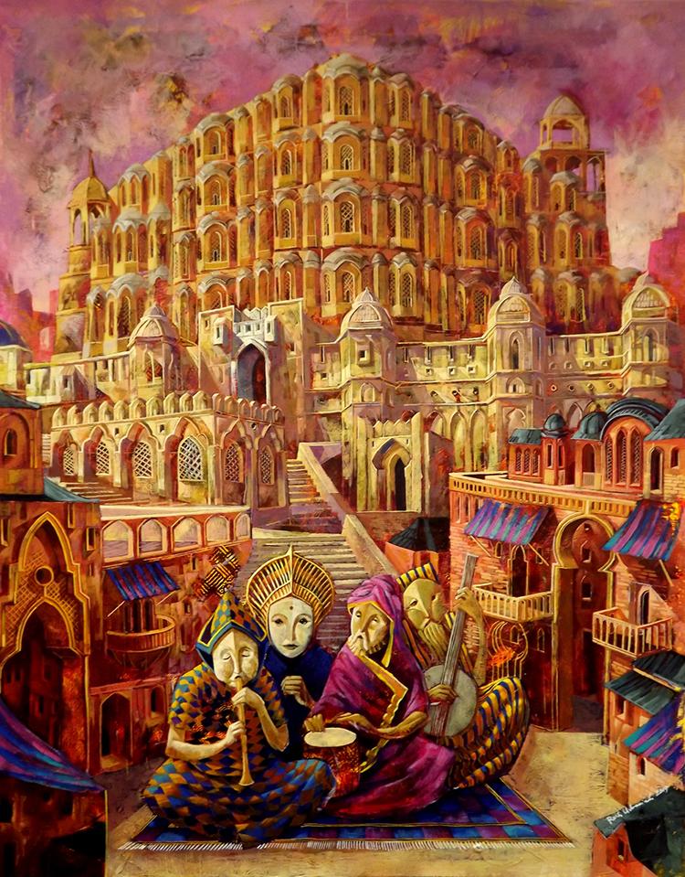 9) Jaipur